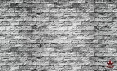 фототапети имитация на черно-бели тухли