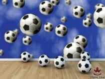 фототапети футболни топки