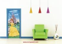 фото тапети принцеса в жълто